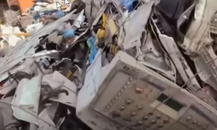 A tragédia eletrônica, uma maré tóxica e de contaminação