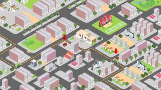 Coleta de resíduos para cidades inteligentes
