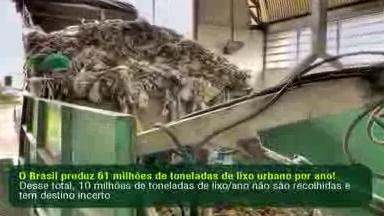 Reciclagem energética do lixo