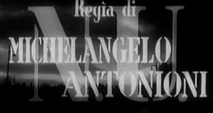 N U Nettezza Urbana, di Michelangelo Antonioni, 1948