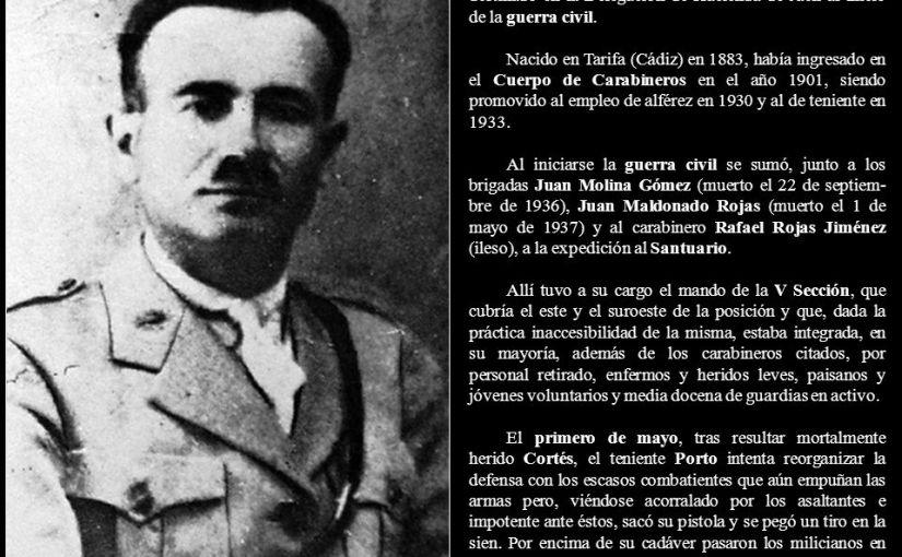 """<span class=""""entry-title-primary"""">Juan Porto Gallego, el carabinero que evitó que liquidaran un tren en Atocha</span> <span class=""""entry-subtitle"""">El teniente Juan Porto Gallego impidió que el 11 de agosto de 1936 ejecutaran a todos los rehenes trasladados a Alcalá en el primer tren de Jaén</span>"""