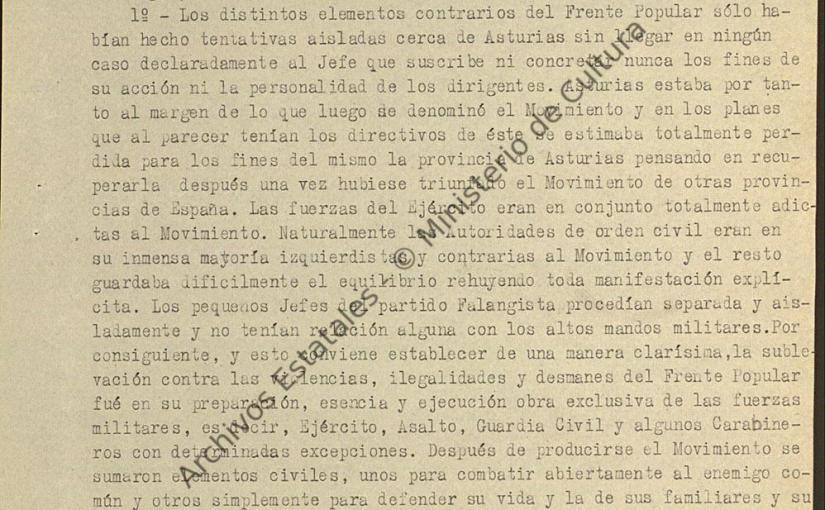 """<span class=""""entry-title-primary"""">Inéditos del general Aranda sobre la Revolución de Asturias</span> <span class=""""entry-subtitle"""">Dos relatos del general Aranda sobre las causas de la Revolución de Asturias, la Guerra Civil y el cerco de Oviedo</span>"""