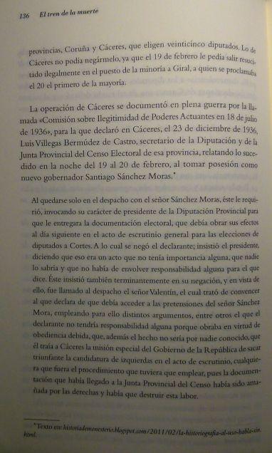 Página 136 de El Tren de la Muerte.
