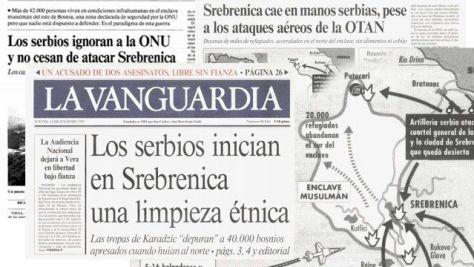 Ricardo fue corresponsal de La Vanguardia