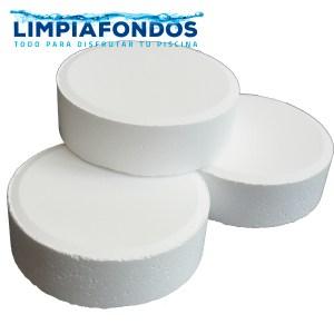 Cloro Tabletas 1 a 20 Kg