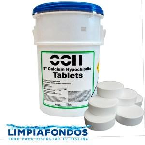 Hipoclorito de Calcio - Potabilizador Tableta