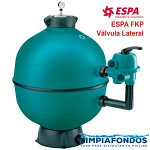 Filtro Espa FKP 52 a 76 cm - Válvula Lateral