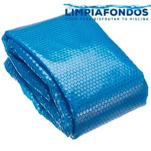 Cobertores Térmicos Burbuja Azul 200 um