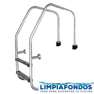 Escalera Rebosadero OF Peld Acero 42mm 3 a 5 Peld