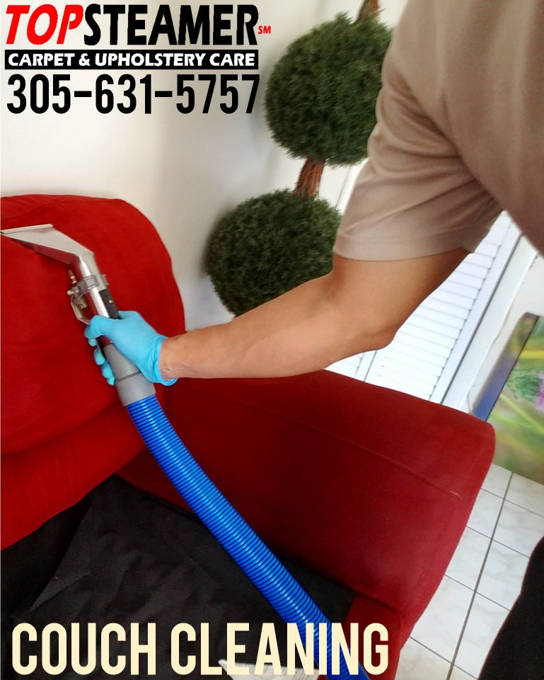 Upholstery Cleaning West Miami