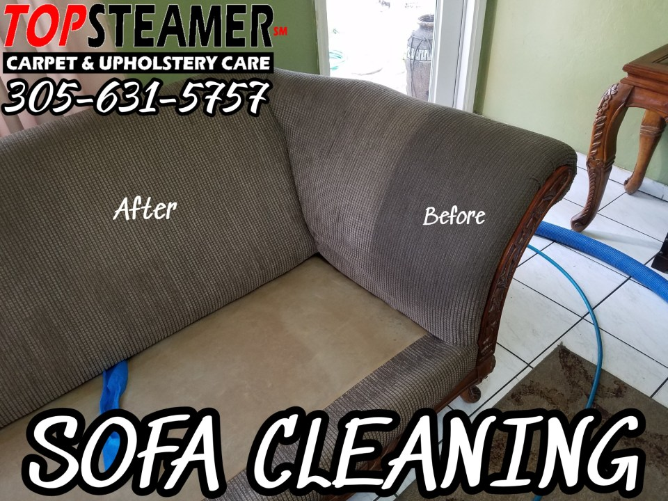 Sofa Cleaner in Hialeah