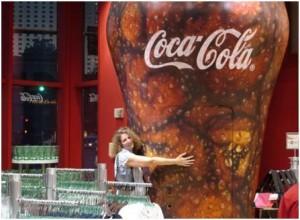 Coca Cola and Deaf Umbrella team up to offer BSL work