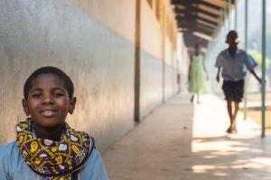 Residents of Kwale Residential School for the Deaf, Kenya.