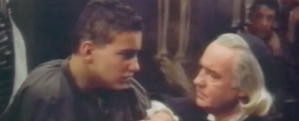 Tyron Woolfe: My memories of acting in BBC drama The Count