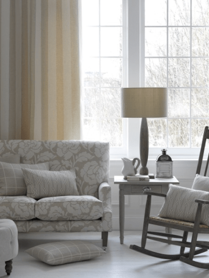 CUSTOM INTERIORS by Morag makes hand sewn made to measure curtains and blinds. Also upholstery services. moragroulston@hotmail.com. http://www.morag-interiors.co.uk, https://www.facebook.com/custominteriorsbymorag