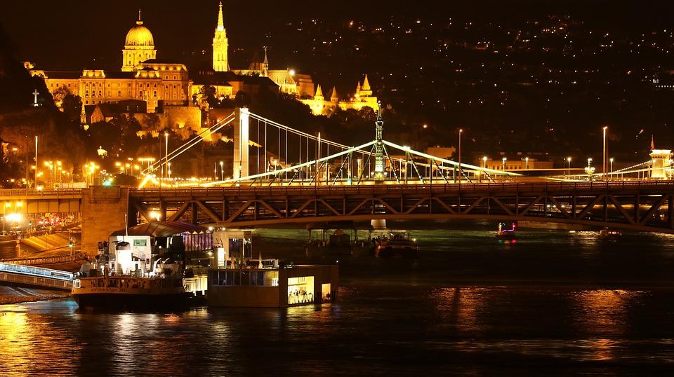 városnézés, budapesti látkép