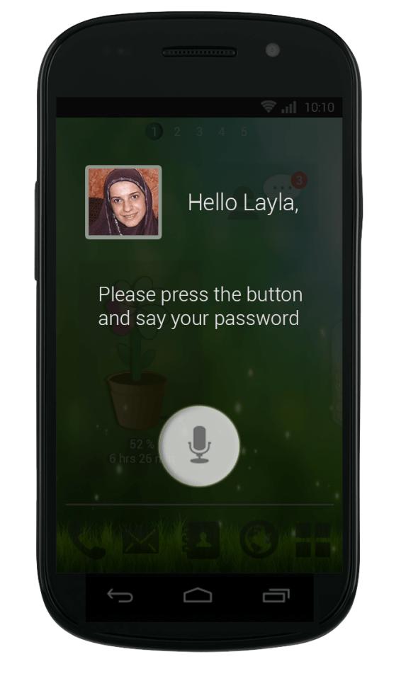 2.Screen-unlock