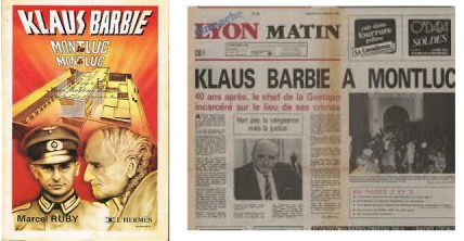 Klaus Barbie, Coatalem