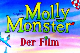 Animationsfilm MOLLY MONSTER auf DVD_1