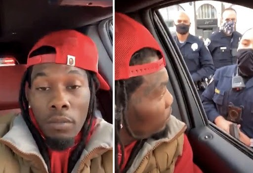 Offset reportedly Arrested in Beverly Hills following an altercation involving President Trump supporters [video].