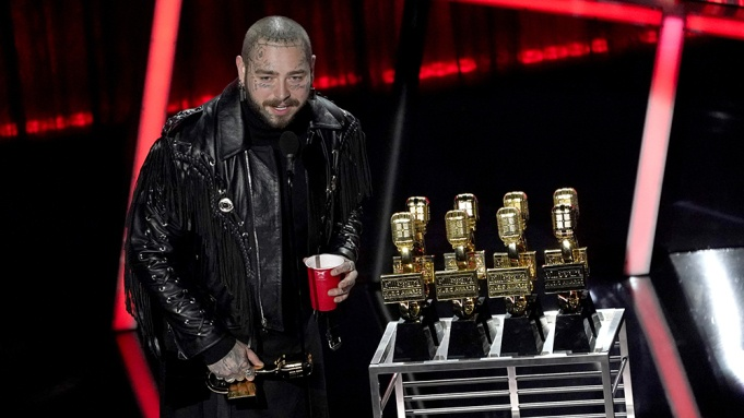 Check the list of 2020 Billboard Award winners. Post Malone wins big