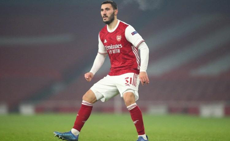 Arsenal in shock as another key player ''Sead Kolasinac'' has tested positive for Coronavirus