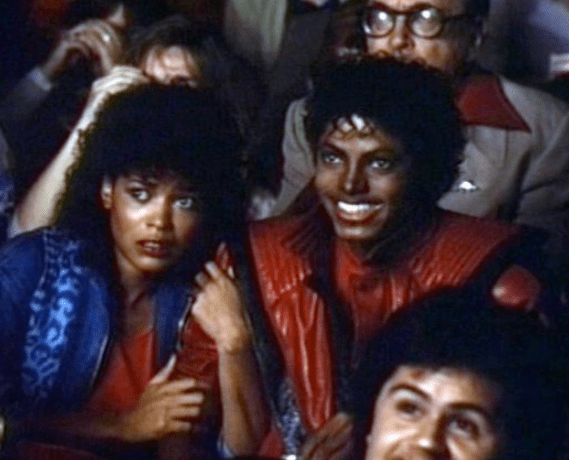 37 years later Ola Ray the beautiful girl Friend to Michael Jackson in his Thriller short Movie still looks amazing.