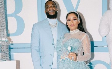 American Rapper Gucci Mane and his Wife Keyshia Ka'oir Davis welcome their first child together, a baby boy.