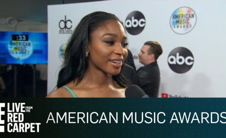 Normani Collab with rap legend The-Dream.
