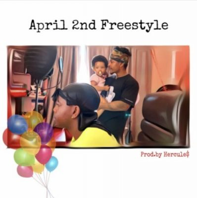 Priddy Ugly – April 2nd Freestyle (Audio Download).