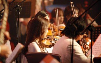 JR High Instrumental Concert