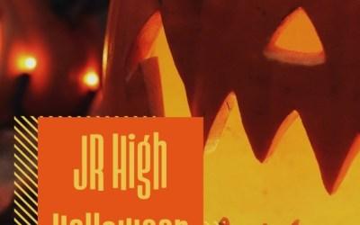 Jr High Halloween Dance