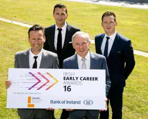 Launch of the Irish Early Career Awards