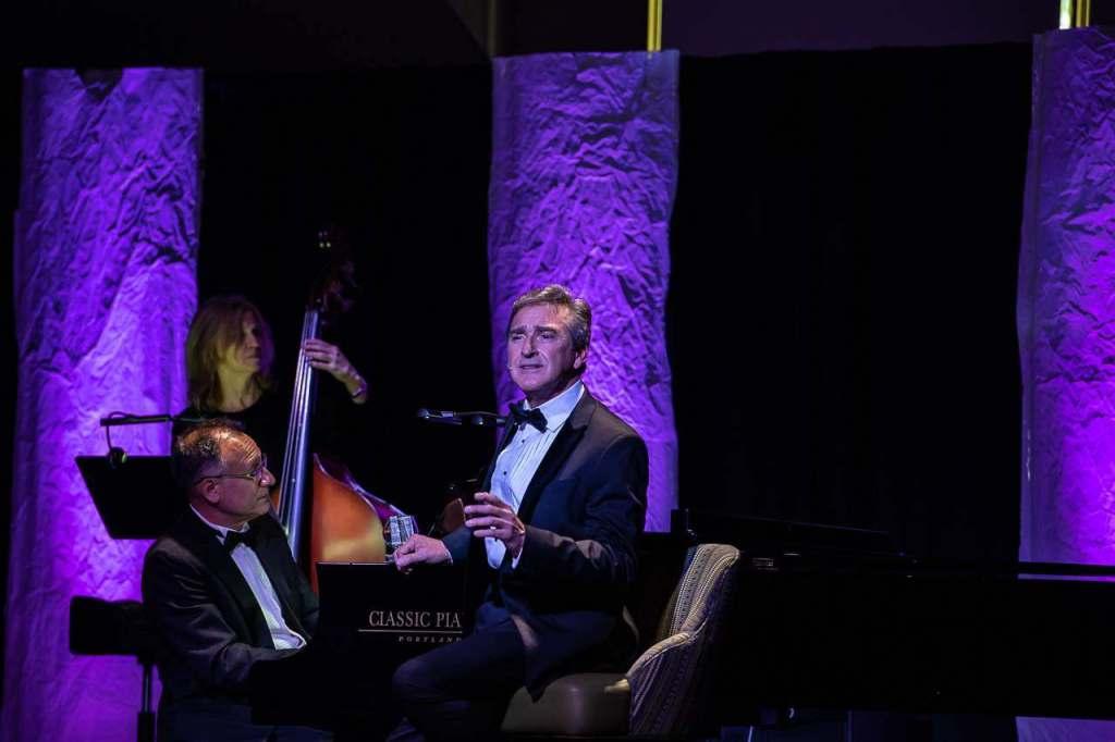 Rocky Blumhagen at Siletz Bay Music Festival
