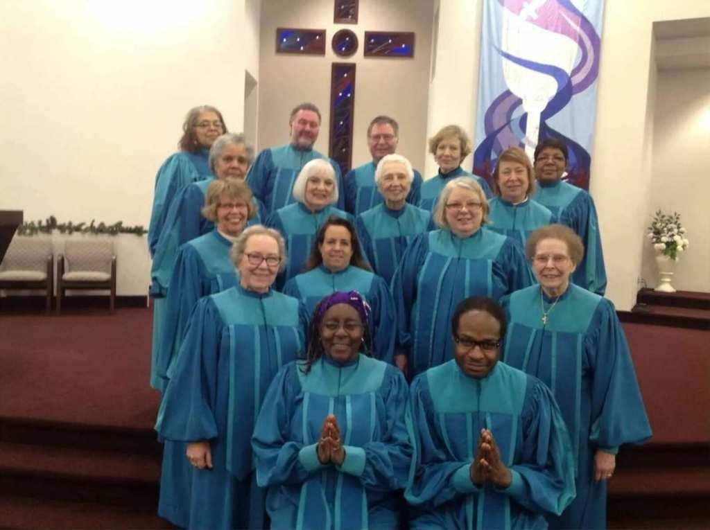 Inspirational Sounds Gospel Choir