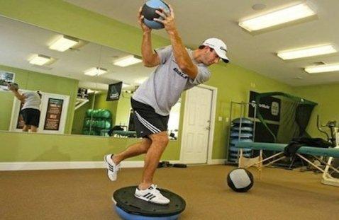 Image result for off season golf workout program