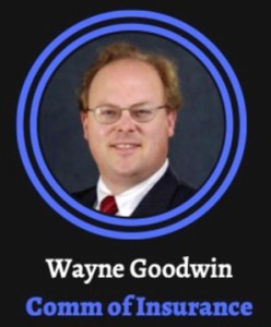 Wayne Goodwin for NC Commisioner of Insurance
