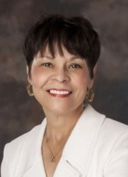 Newly Elected NCDP Chair Dr. Bobbie Richardson