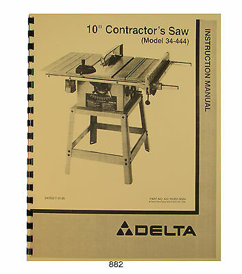 Delta Table Saw Parts Lincoln Equipment Liquidation