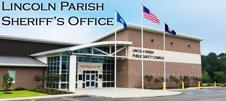 Lincoln Parish Sheriff's Office Sheriff Mike Stone
