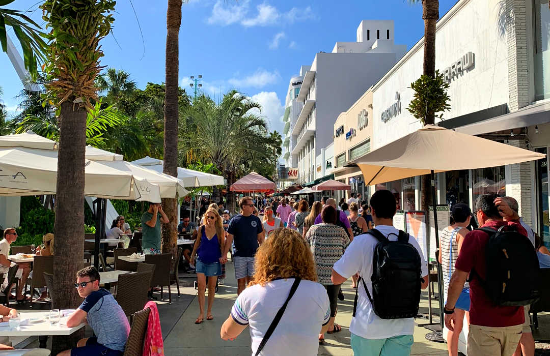 Here Are the Best People-Watching Spots in South Beach.