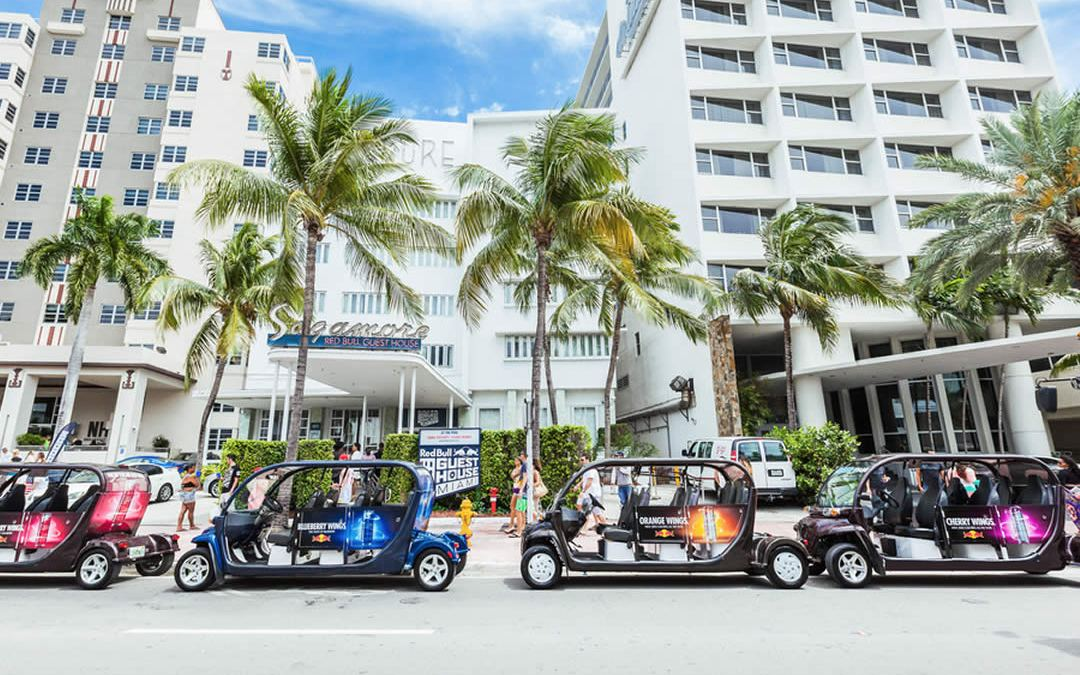 You Don't Need a Car. 4 Easy Ways To Get Around In South Beach.