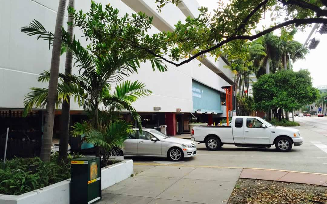 Most Popular Parking Garage For Lincoln Road?