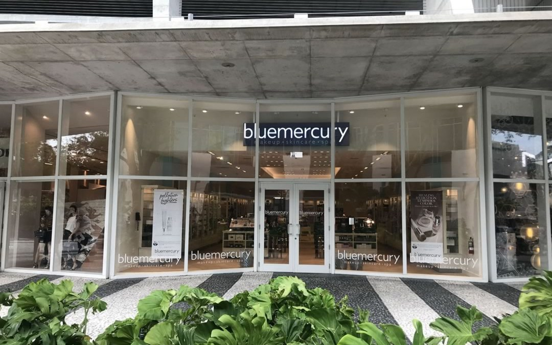 Blue Mercury Makeup and Skincare Now Open