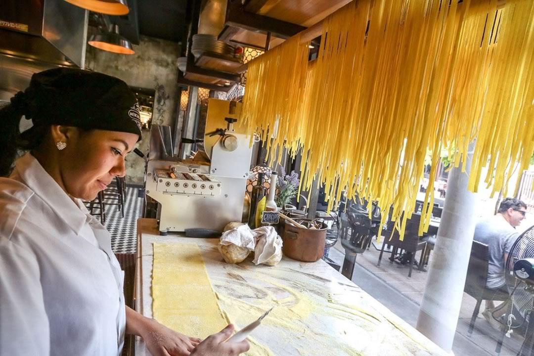 pasta-at-Mercato della Pescheria