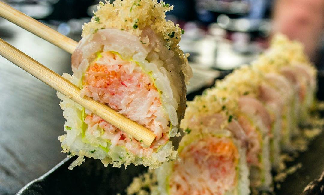 Pubbelly Sushi Sunset Harbour