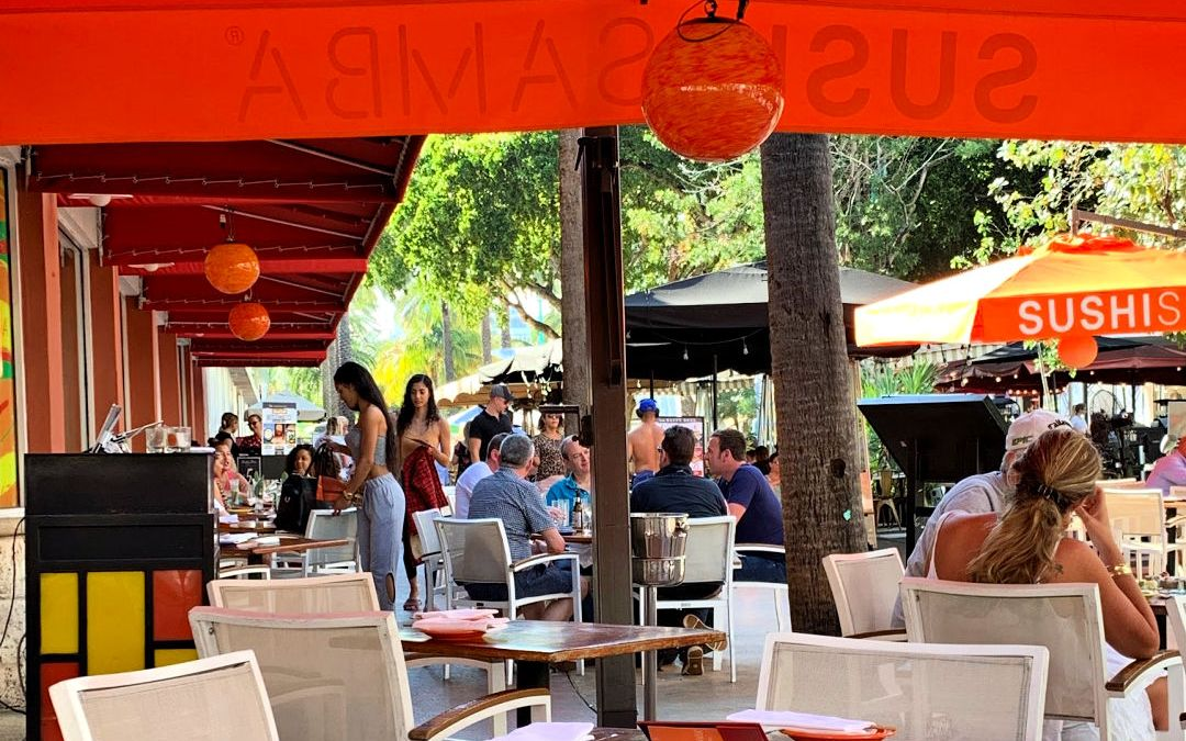 Sushi Samba, a Lincoln Road Icon, Will Close in December 2019.