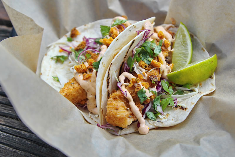Tacos? Hitup Huahua's on the West End of Lincoln Road