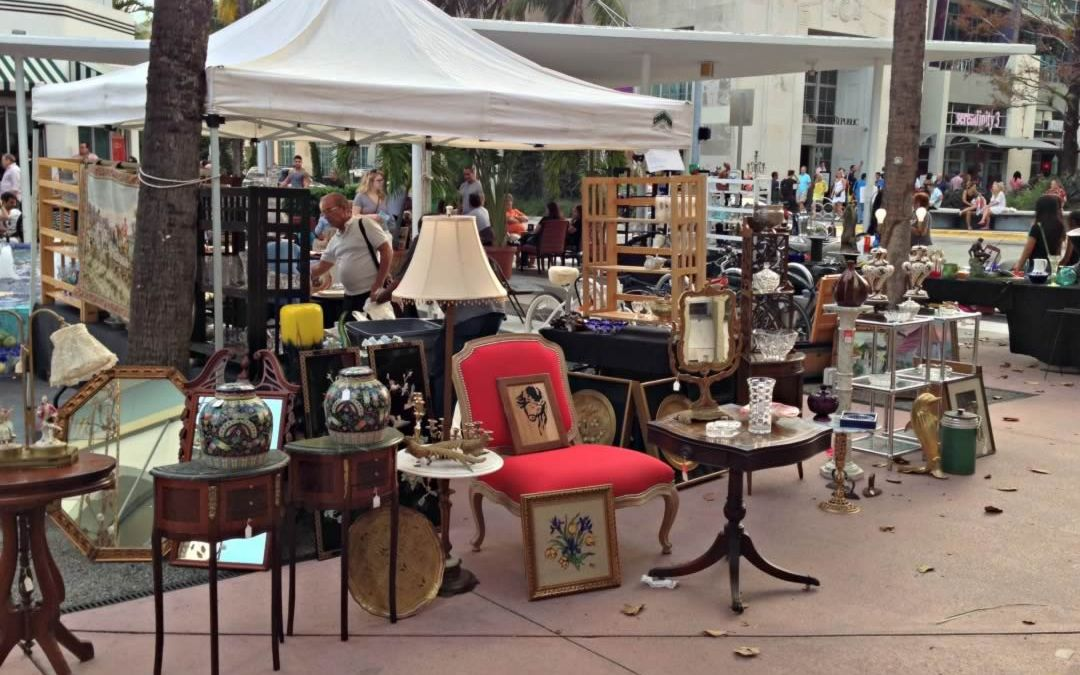 Lincoln Road Antique & Collectible Market Schedule for the 2017 -2018 Season