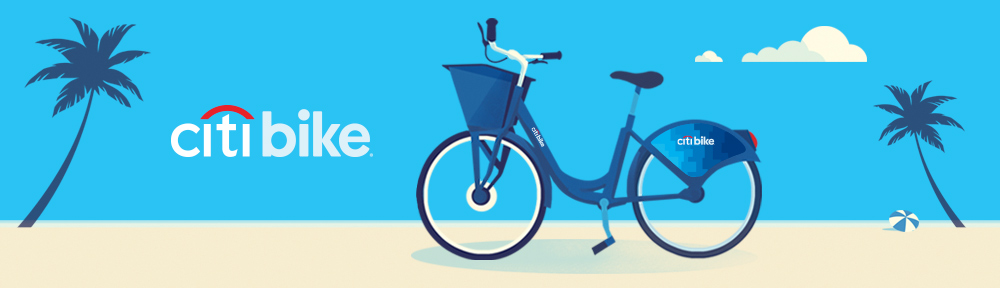 Grab a CitiBike and Enjoy South Beach